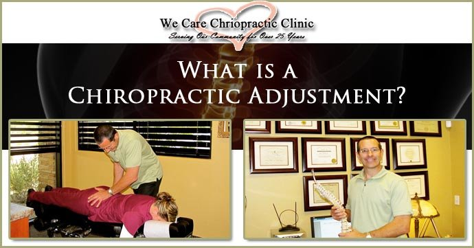 What is a Chiropractic Adjustment?