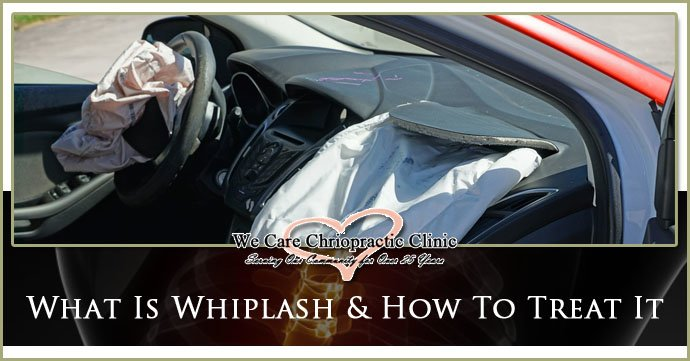 What Is Whiplash & How To Treat It